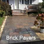 Patio & Walk Paver Installation